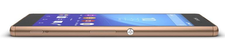 Sony Xperia Z3+ artık gerçek