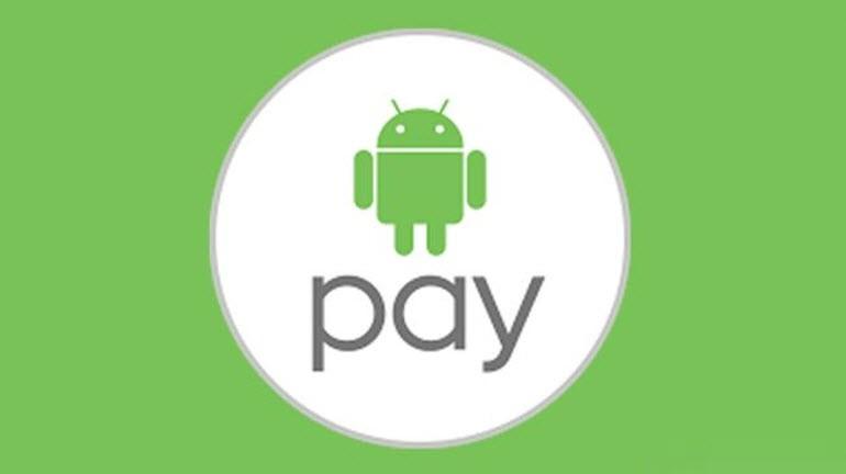 Android Pay ödeme sistemi