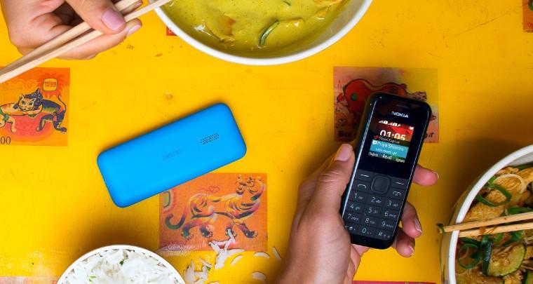 Çok ucuz Nokia 105 resmi olarak tanıtıldı!