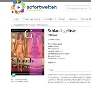 Almanya'da erotik e-kitaplara yasak geldi!
