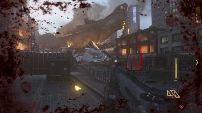 3. Call of Duty: Advanced Warfare