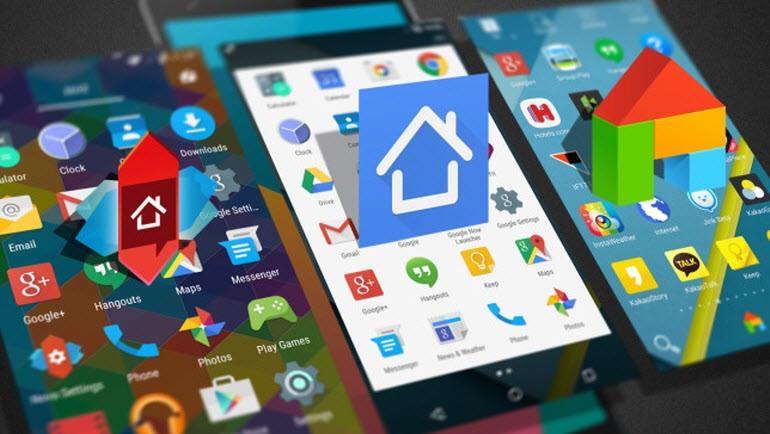 En iyi 3 Android launcher'ı!