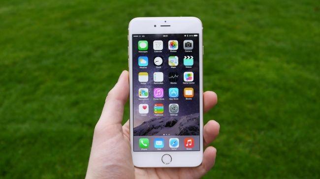2. Apple iPhone 6 Plus