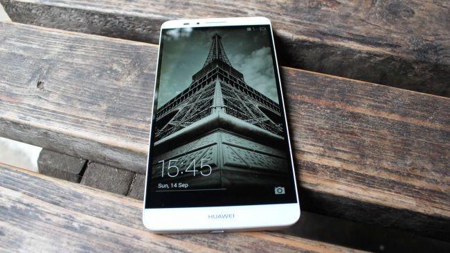5. Huawei Ascend Mate 7