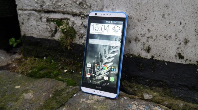 9. HTC Desire 820