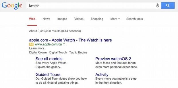 """Apple'ın başı bu kez """"iWatch"""" ile dertte!"""