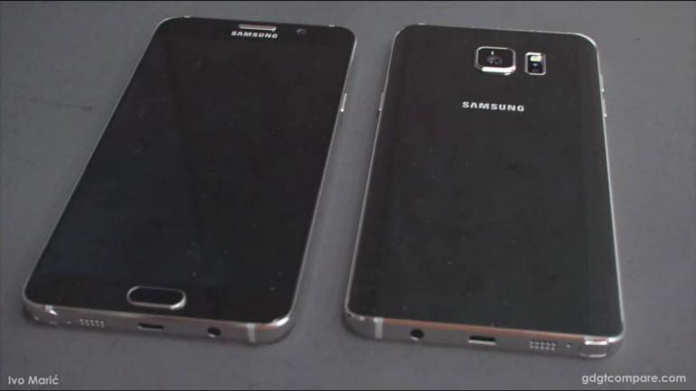 Galaxy Note 5'ten gerçekçi çizimler!