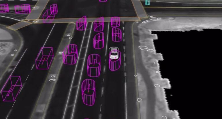 Google'ın sürücüsüz otomobilinden 14. kaza!