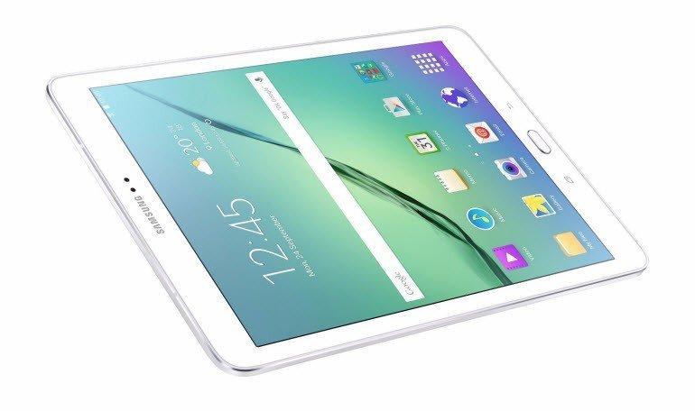 Samsung'tan ince tablet: Galaxy Tab S2!