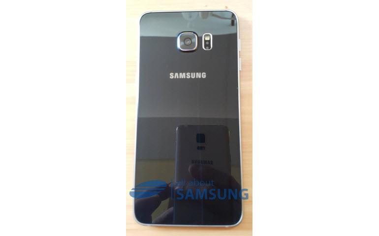 Galaxy S6 Edge Plus'tan fotoğraf sızdı!