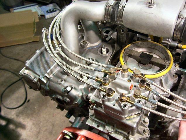 5. Mekanik yakıt enjeksiyonu