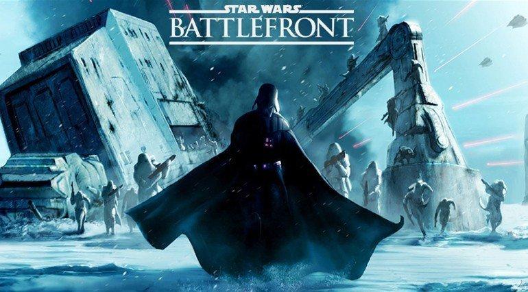 Önce Battlefront...