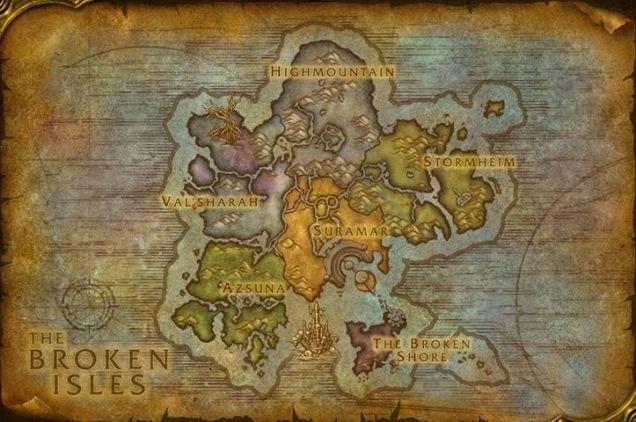 World of Warcraft: Legion geliyor!