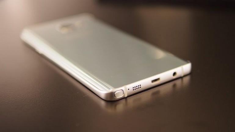 Samsung Galaxy Note 5 Ön İnceleme