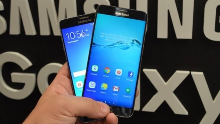 Samsung akıllı telefonları çok yakında vodafone'da