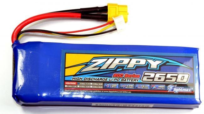 Lityum-polimer batarya