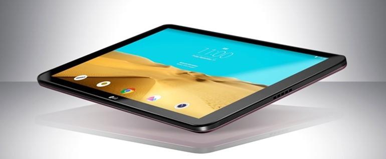 LG G Pad II 10.1 tanıtıldı!