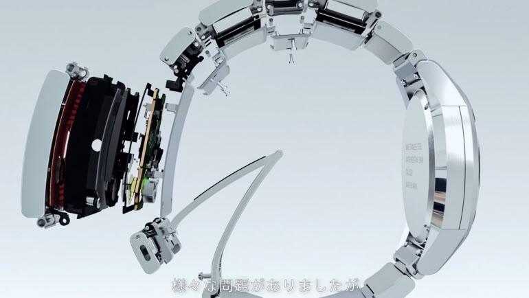 Sony, Wena Wrist saati için fon topluyor!