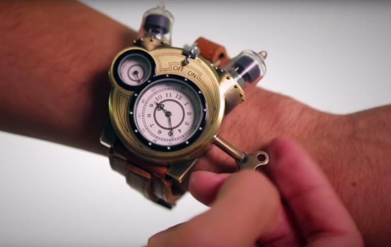Akıllı saat karşıtı Tesla Watch, bir harika