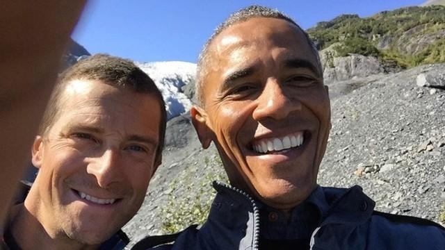 Barack Obama, selfie uzmanı çıktı!