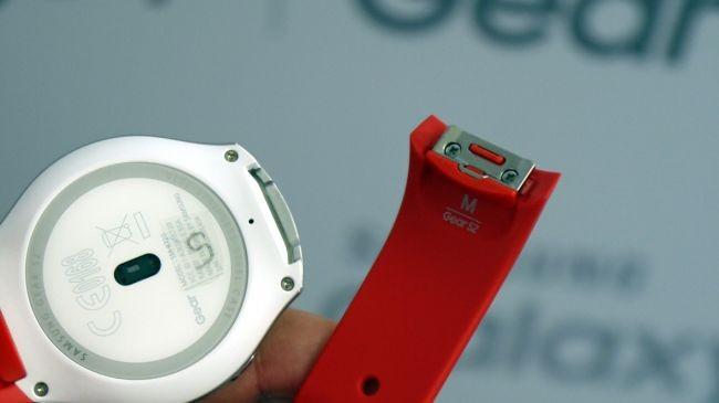 Samsung Gear S2 ön incelemede!