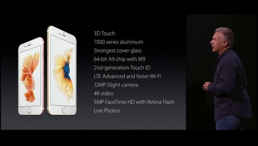 iPhone 6S Plus'ın işlemcisi, kamerası ve fazlası