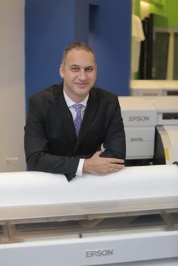 Epson'un ilk çift kafa tekstil yazıcısı: SC-F9200