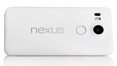 """""""Nane yeşili"""" Nexus 5X geliyor!"""