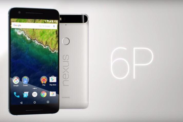 Nexus 6P ve Nexus 5X tanıtıldı!