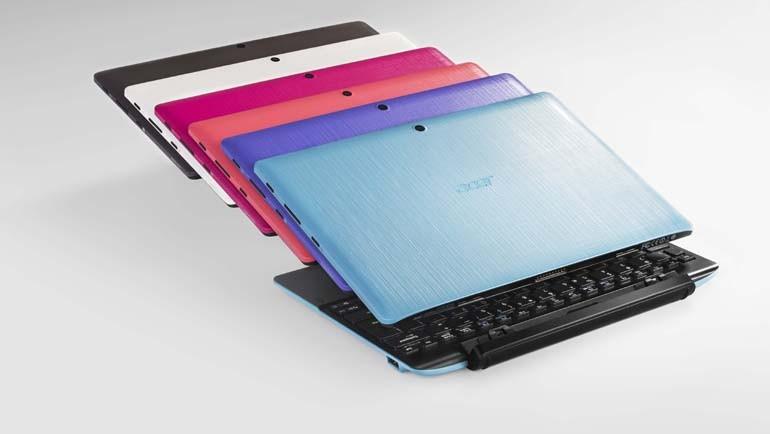 Acer'dan Aspire Switch 10 E