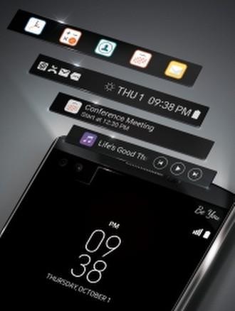 Çift ekranlı LG V10 tanıtıldı!