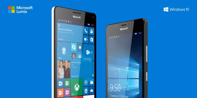 Diğer özellikler ve bir Lumia daha