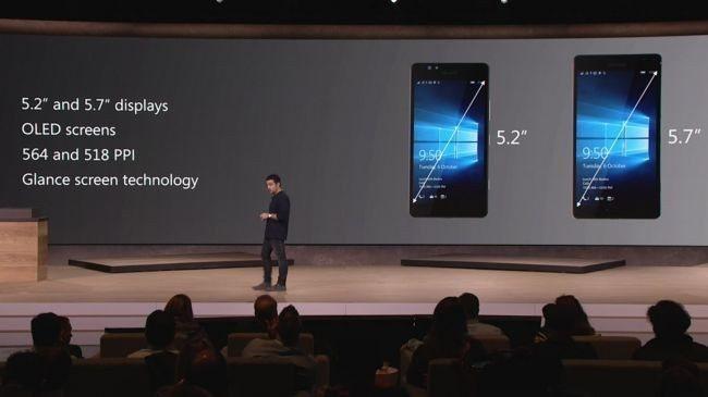 Lumia 950 ve 950 XL tanıtıldı!