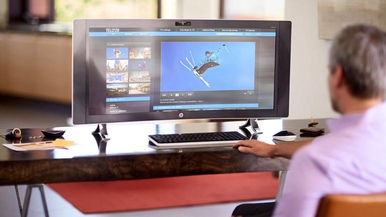 HP'nin Premium PC'leri tasarımlarıyla öne çıkıyor