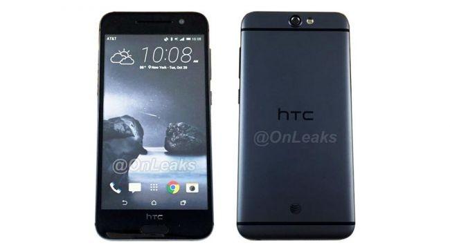 HTC One A9 her açıdan göründü!