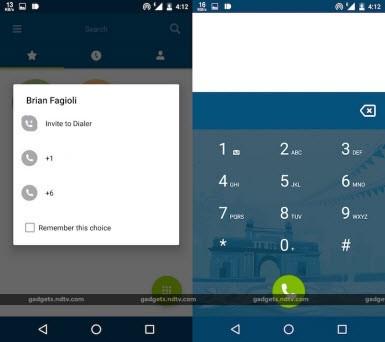 Microsoft'un Dialer uygulamasından detaylar!