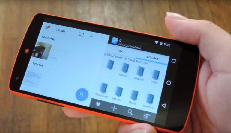 Android 6'nın deneysel işlevini etkinleştirin