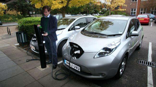 Elektrikli otomobiller, grafen ve diğerleri