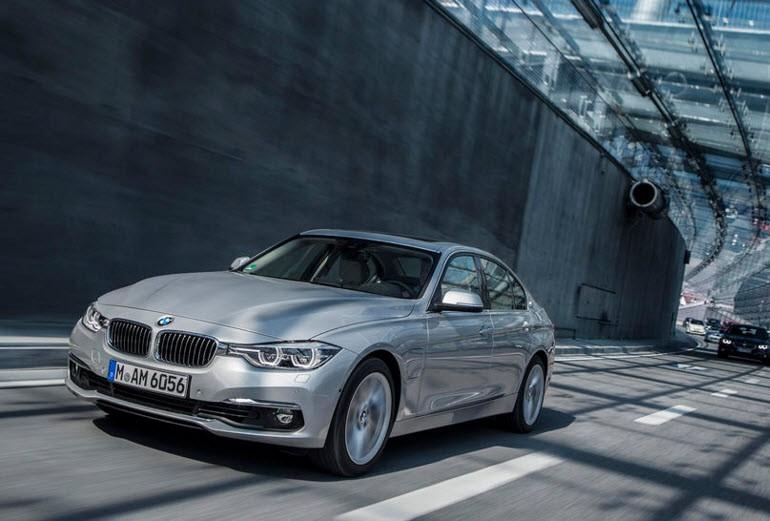 BMW'nin 4 yeni otomobili göründü!