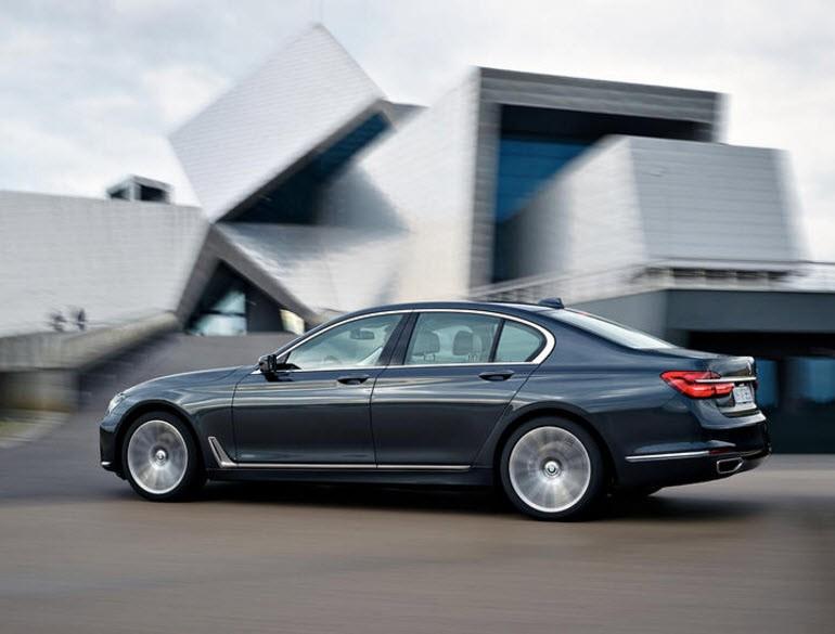 BMW'nin 4 yeni modeli göründü!