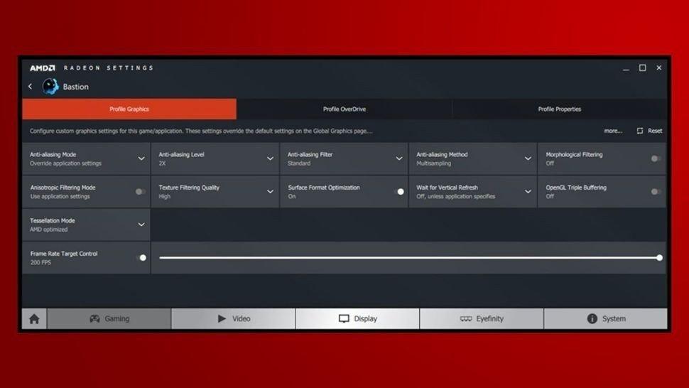 Catalyst gidiyor, AMD Crimson geliyor!