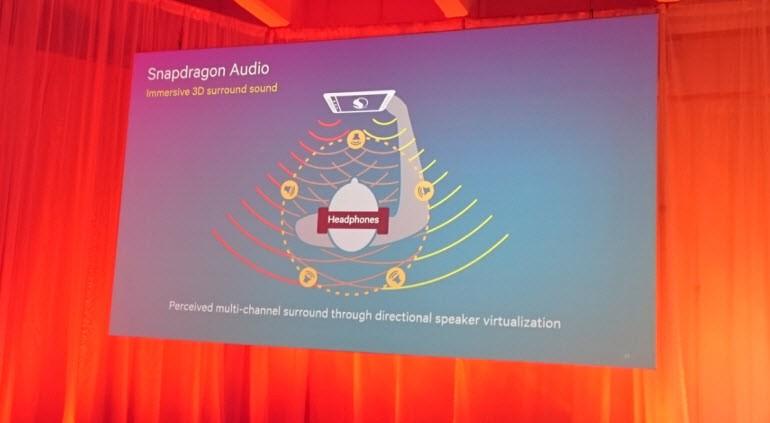 Snapdragon Audio ve fazlası