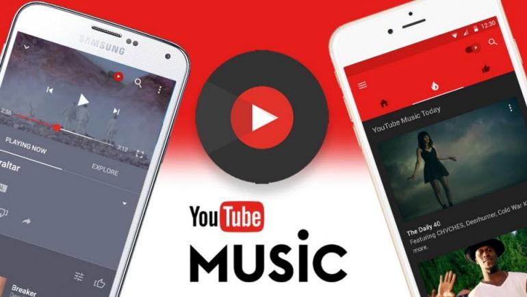 YouTube'dan müzik uygulaması YouTube Music!