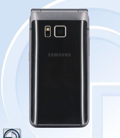 Samsung'un Galaxy S6'ya benzeyen kapaklı cebi
