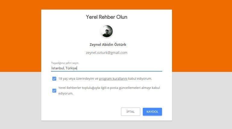 Google Drive'dan 1TB ücretsiz alan kazanın!