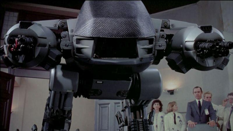 ED-209 (RoboCop) ve diğerleri