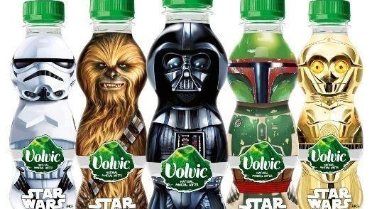 Atılabilir su şişeleri
