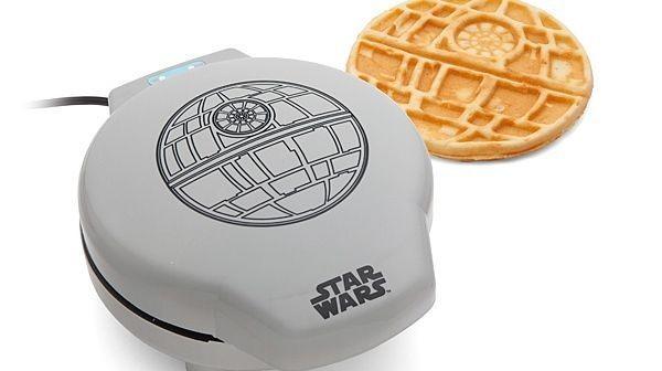 Death Star waffle yapıcı