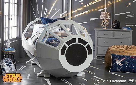 Millennium Falcon yatağı