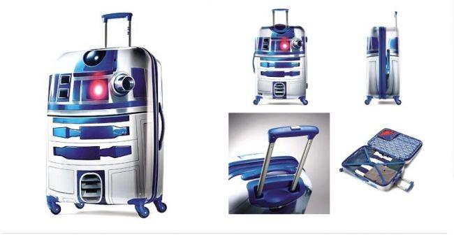 R2-D2 bavul